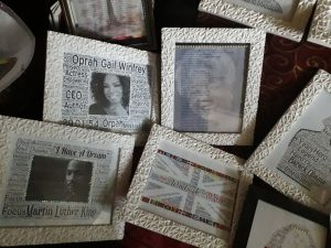 Personalised Typology Frames